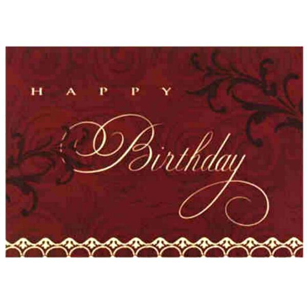 Birthday Cards Logo. Birthday Cards